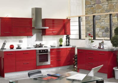 High Gloss Red Modena 2a