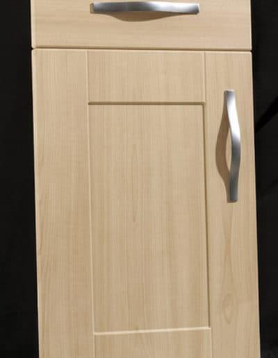 Light Birch Shaker Door LR