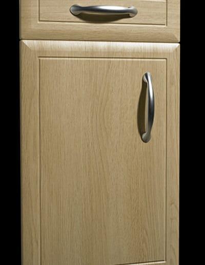 Natural Oak Euroline Door